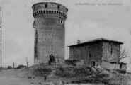 1 vue  - la tour bâtie en l'an 900 (ouvre la visionneuse)