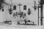1 vue  - abbaye cistercienne de Notre-Dame-des-Dombes - gare et poste -chapelle des séculiers (ouvre la visionneuse)