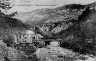 1 vue  - vallée du Combet et scierie (ouvre la visionneuse)