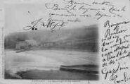 1 vue  - le barrage d'Allement (ouvre la visionneuse)