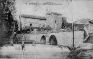 1 vue  - pont sur le Veyron (ouvre la visionneuse)