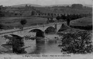 1 vue  - pont sur la rivière d'Ain (ouvre la visionneuse)