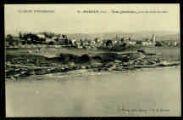 1 vue  - Vue générale, prise des bords de l'Ain (ouvre la visionneuse)