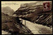 1 vue  - Environs de Poncin - L'Ain entre Poncin et Serrières (ouvre la visionneuse)