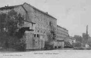 1 vue  - les usines d'Oussiat (ouvre la visionneuse)