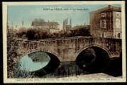 1 vue  - Le vieux pont (ouvre la visionneuse)