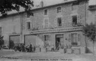 1 vue  - hôtel Fesneau, tabacs (ouvre la visionneuse)