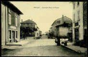 1 vue  - Grande Rue et Place (ouvre la visionneuse)