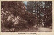 1 vue  - route du col de la Rochette (ouvre la visionneuse)