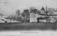 1 vue  - vue du château de Saint-Bernard (ouvre la visionneuse)
