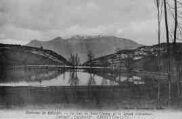 1 vue  - le lac de Saint-Champ et le grand Colombier (ouvre la visionneuse)