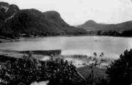 1 vue  - le lac de Saint-Champ (ouvre la visionneuse)