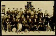 1 vue  - Fanfare de St Didier sur Chalaronne, 1930 (ouvre la visionneuse)