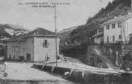 1 vue  - avenue de la Gare - hôtel Reygrobelet (ouvre la visionneuse)