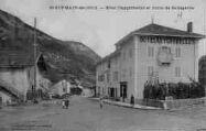 1 vue  - hôtel Reygrobellet et route de Bellegarde (ouvre la visionneuse)