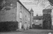 1 vue  - vieux château de Gourdan (ouvre la visionneuse)