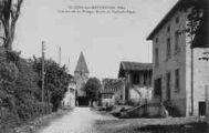1 vue  - Une entrée du Village, Route de Pont-de-Vaux (ouvre la visionneuse)