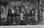 1 vue  - Bressans et Bressanes à une Grand'Veillée vers l'année 1840. Scène reproduite à Saint-Julien-sur-Reyssouze le 8 janvier 1911 (ouvre la visionneuse)