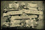 1 vue  - Souvenir de St Julien sur Reyssouze (ouvre la visionneuse)