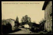 1 vue  - Entrée du Bourg - Route de Châtillon (ouvre la visionneuse)