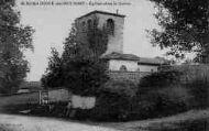 1 vue  - église avec le lierre (ouvre la visionneuse)