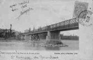 1 vue  - le pont sur la rivière d'Ain (ouvre la visionneuse)
