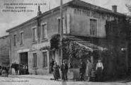 1 vue  - aux Bons Poissons de l'Ain - hôtel St-Genis Port-Galland (ouvre la visionneuse)