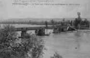 1 vue  - Port-Galland - Le Pont sur l'Ain et les montagnes du Val d'Amby (ouvre la visionneuse)