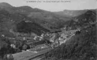 1 vue  - les usines de Schappe - vue générale (ouvre la visionneuse)