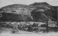 1 vue  - vue des usines et Jarvonoz (ouvre la visionneuse)