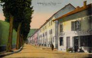 1 vue  - le quai des cités et l'usine de Schappe (ouvre la visionneuse)