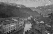 1 vue  - la quai des Cités et l'usine de Schappe (ouvre la visionneuse)