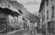 1 vue  - gendarmerie et Grande-Rue (ouvre la visionneuse)