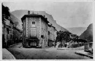 1 vue  - Grande Rue et Quai Lucien-Franc (ouvre la visionneuse)