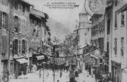 1 vue  - Congrès de la Mutualité, 29 mai 1905 - Le Défilé des Congressistes (ouvre la visionneuse)