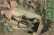 1 vue  - Bon souvenir - St-Rambert-en-Bugey - Sortie des Ouvriers des Usines (ouvre la visionneuse)