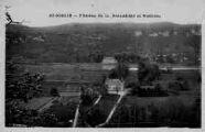 1 vue  - château de la Durandière et Vertrieu (ouvre la visionneuse)