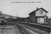 1 vue  - Les Combes - La Gare (ouvre la visionneuse)
