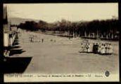 1 vue  - Le Champ de Manœuvres au front de Bandière (ouvre la visionneuse)