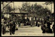 1 vue  - Boulevard Castellane et kiosque de musique (ouvre la visionneuse)