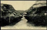 1 vue  - Gorge de Lavan (ouvre la visionneuse)