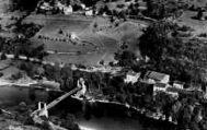1 vue  - vue aérienne - le pont (ouvre la visionneuse)