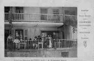 1 vue  - hôtel du Rhône A. Grosjean, propre (ouvre la visionneuse)