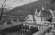 1 vue  - Chartreuse de Sélignat - cimetière et cloîtres (ouvre la visionneuse)