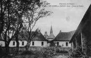 1 vue  - Chartreuse de Sélignac - cloître et bûcher (ouvre la visionneuse)