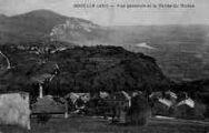1 vue  - vue générale et la vallée du Rhône (ouvre la visionneuse)