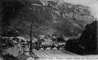 1 vue  - filatures - Rochers d'Hostiaz (alt 750m) (ouvre la visionneuse)