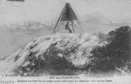 1 vue  - Les Cimes du Jura - Sommet du Crêt de la Neige, point culminant du Jura (alt. 1723m) et les Alpes (ouvre la visionneuse)