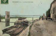 1 vue  - le pont et le port (ouvre la visionneuse)