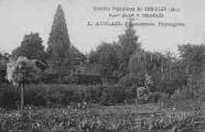 1 vue  - grandes pépinières de Thoissey, anc ets Badoud, L. Auclair, pépinièriste, paysagiste (ouvre la visionneuse)